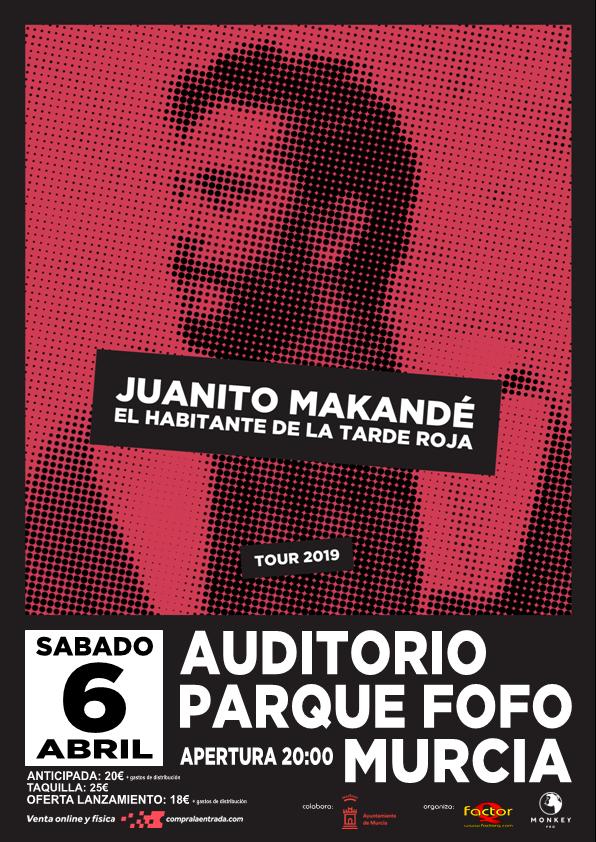 Juanito Makandé + La Tribu29 + Aitor