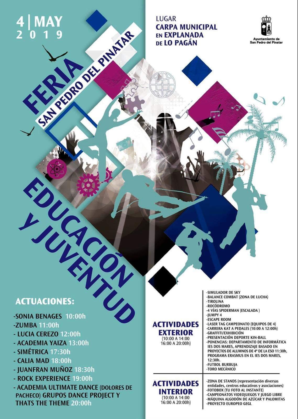 Feria de Educación y Juventud