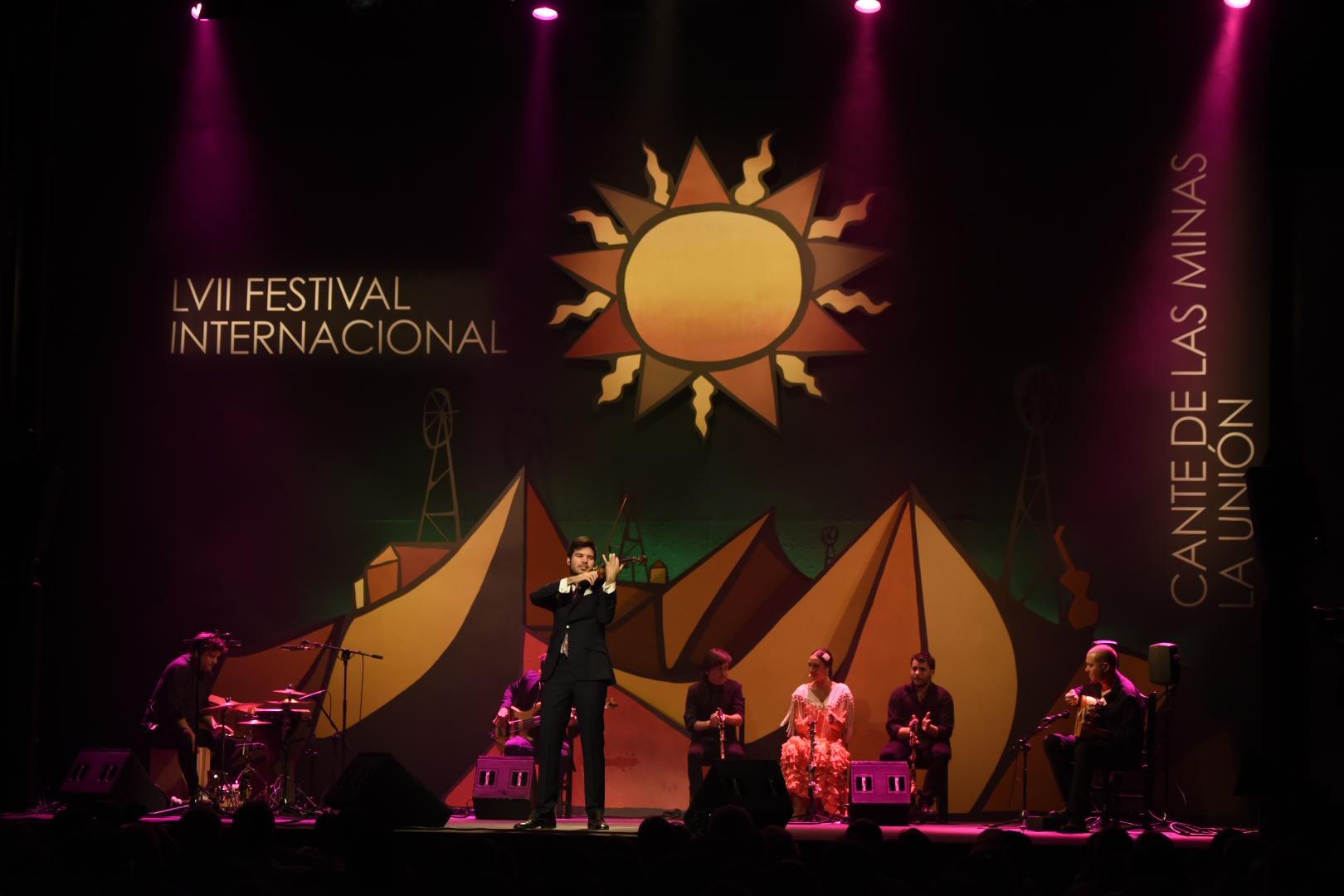 Festival Cante de las Minas. La Unión.