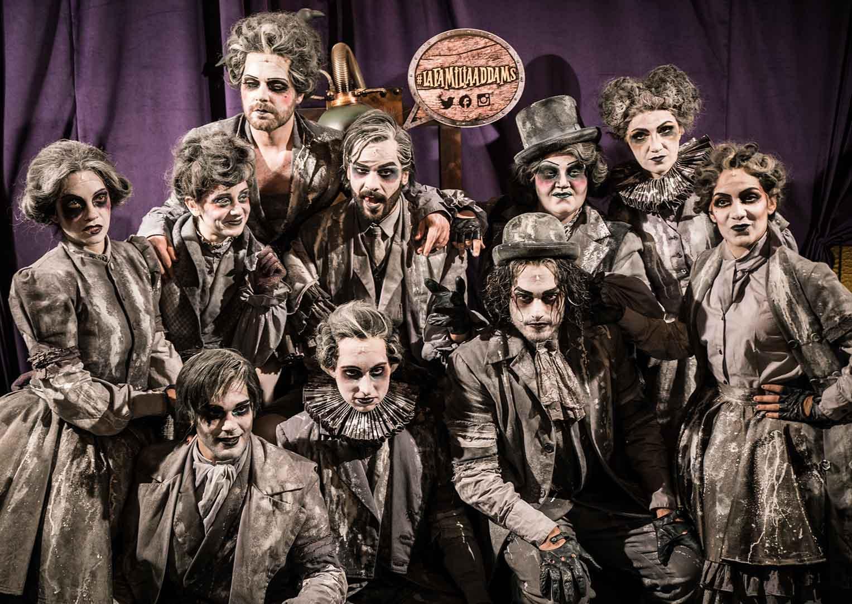 Musical 'La Familia Addams'