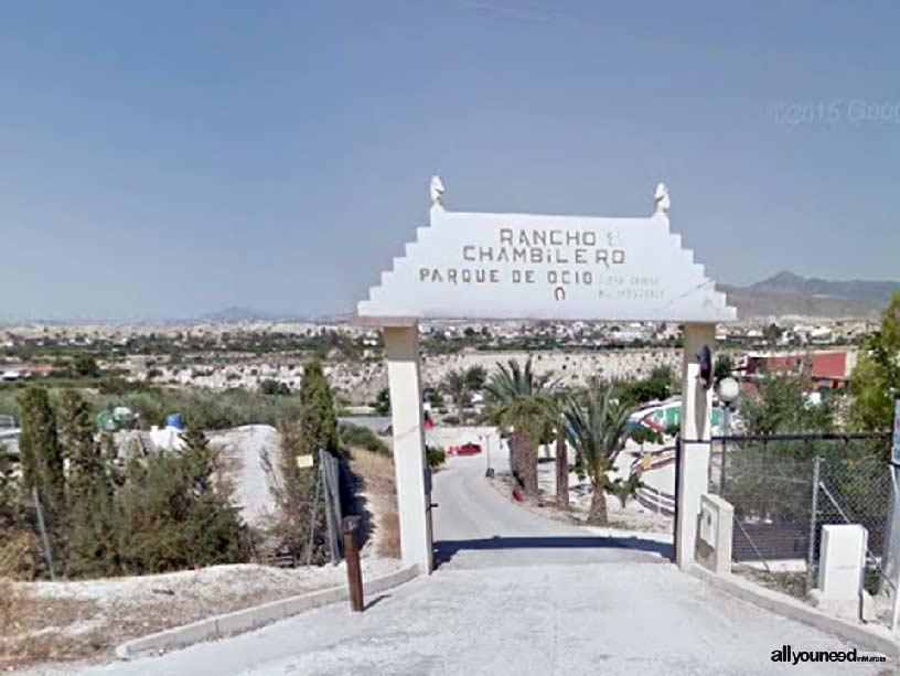 Restaurante Rancho El Chambilero
