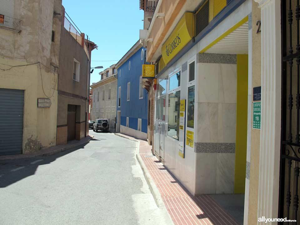 Calle Encomienda