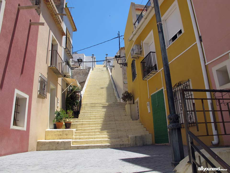 Calle Infante
