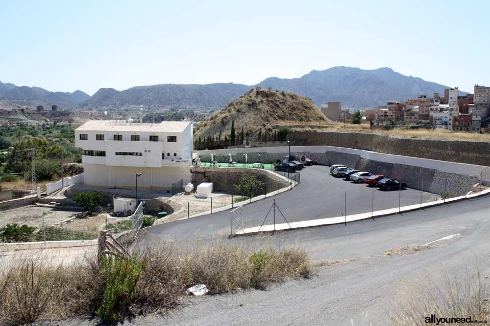 Ruta de las Norias en Abarán, Murcia. Restaurante Parraletta