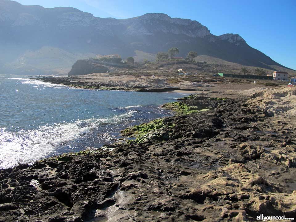 Playa Torre de Cope en Águilas