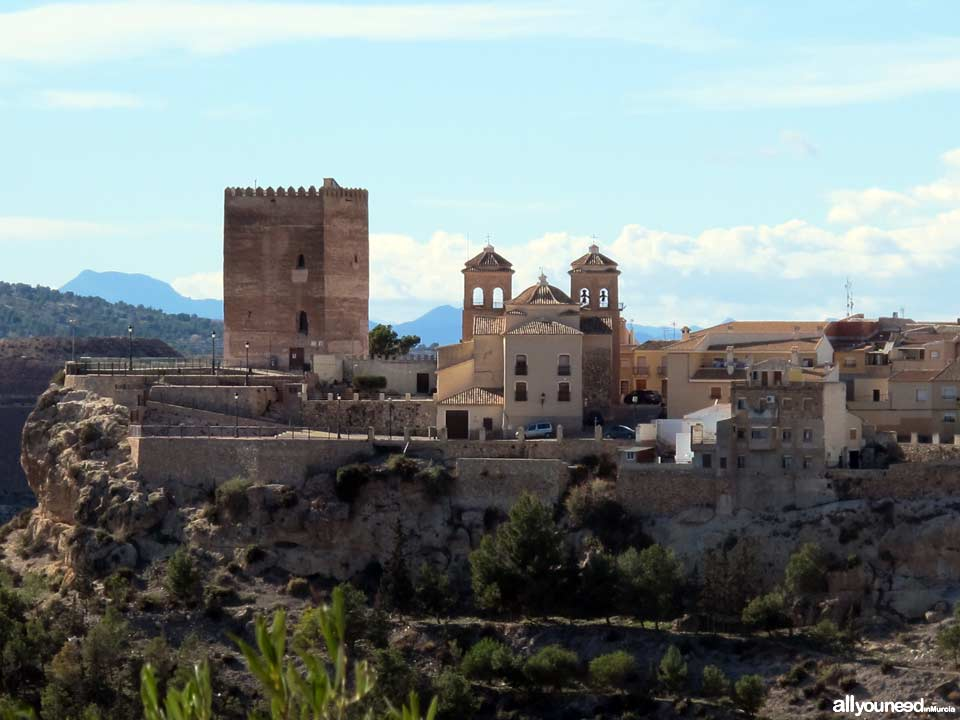 Tourism in Murcia, a hang-up free region. Aledo
