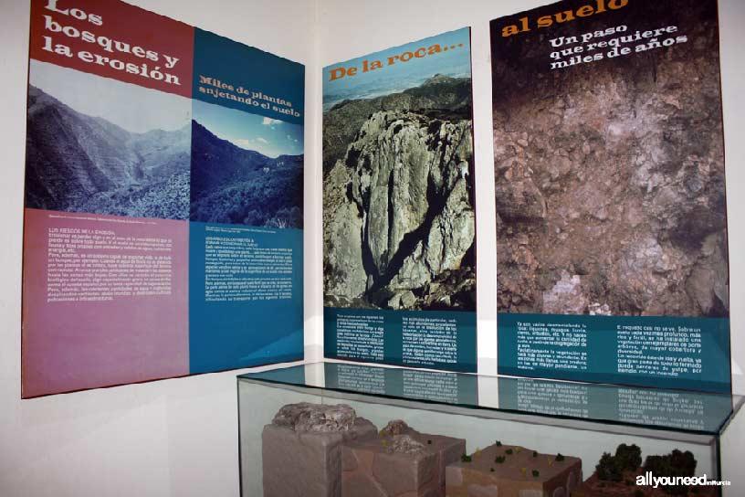 Centro de Visitantes Ricardo Codorníu en Sierra Espuña