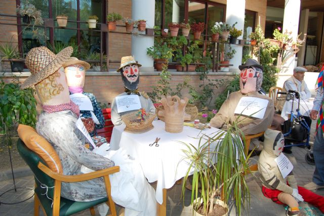 May Rag Dolls Festival in Alhama de Murcia