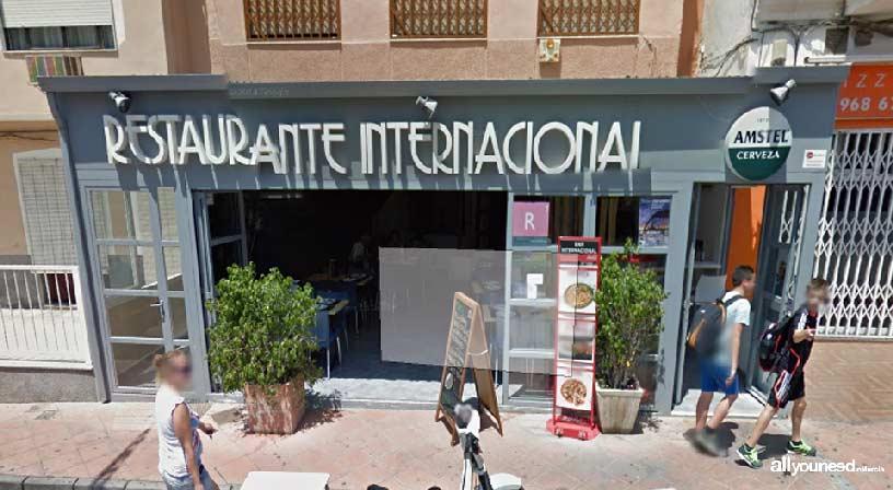 Restaurante Internacional in Archena
