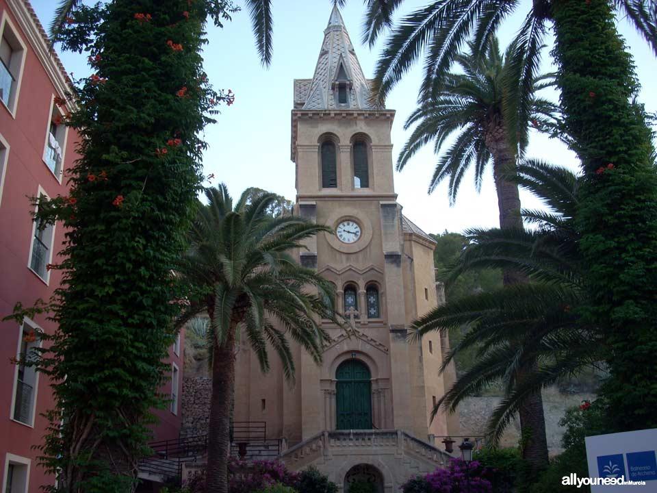 Iglesia del Balneario de Archena