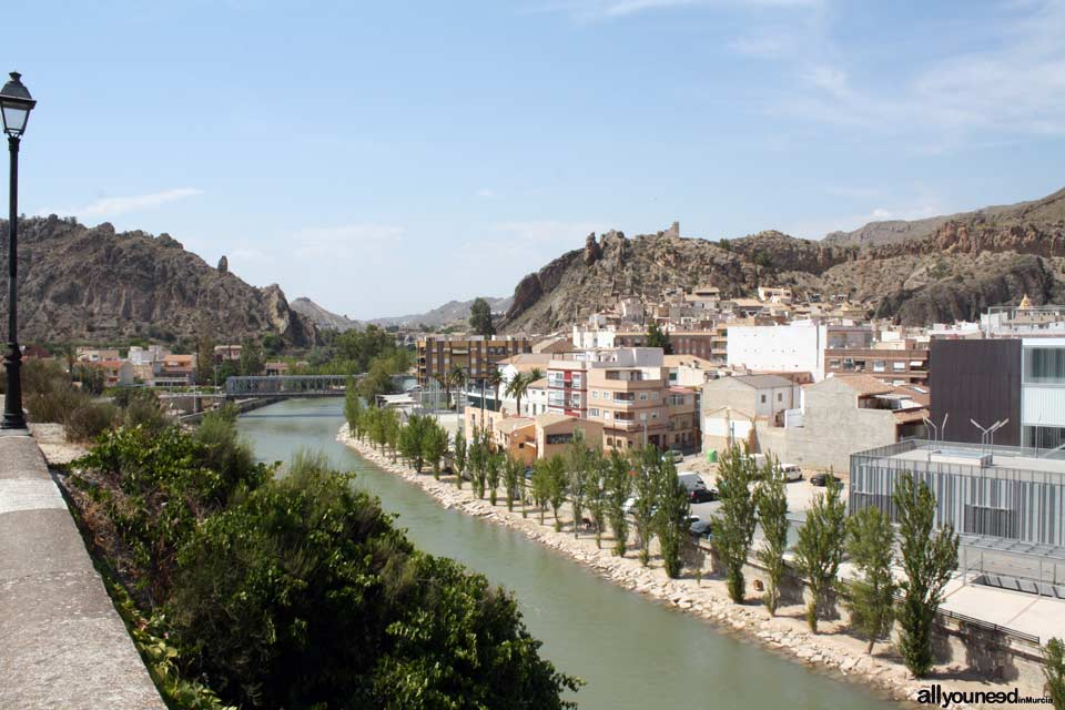 Tourism in Murcia, a hang-up free region. Blanca in Ricote Valley