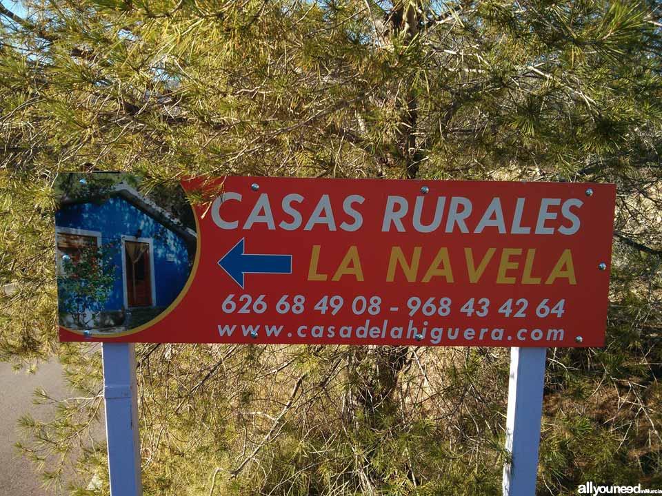 Casas rurales de la Navela