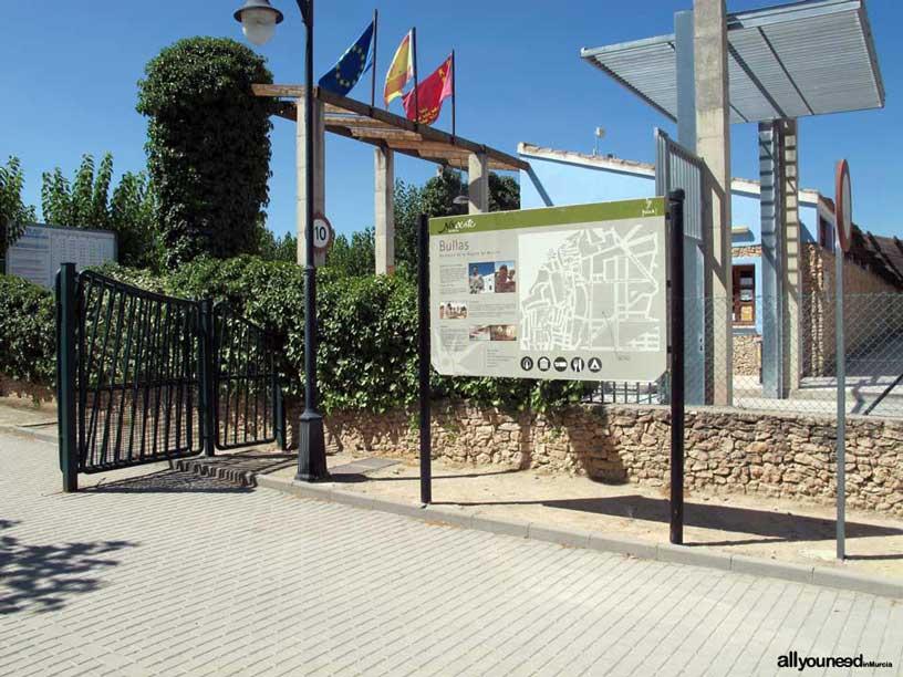 Camping La Rafa en Bullas.Murcia