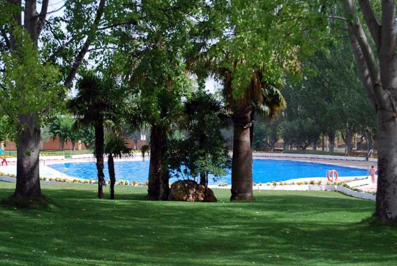 Camping La Rafa in Bullas, Murcia (Spain)