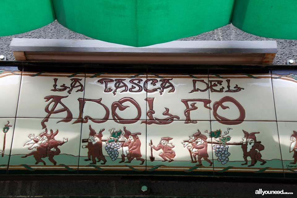 La Tasca del Adolfo. Tapear por Bullas