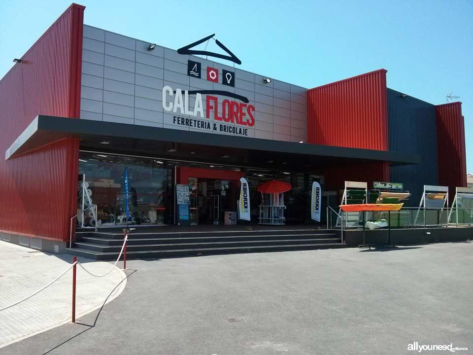 Ferretería y bricolaje Cala Flores en Cabo de Palos