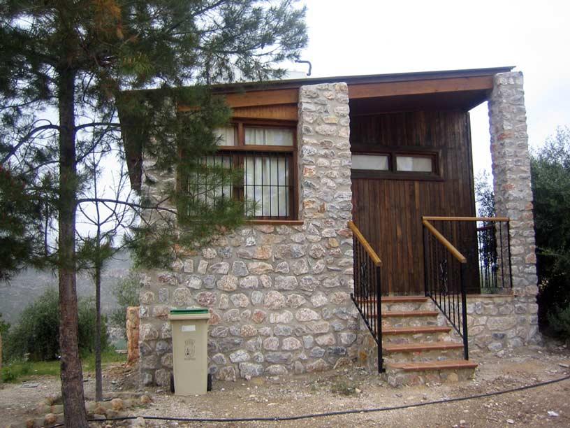 Casas rurales en Calasparra