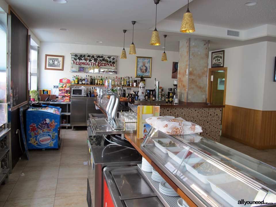 "Bar Mejorano ""Crillas"" in Calasparra"
