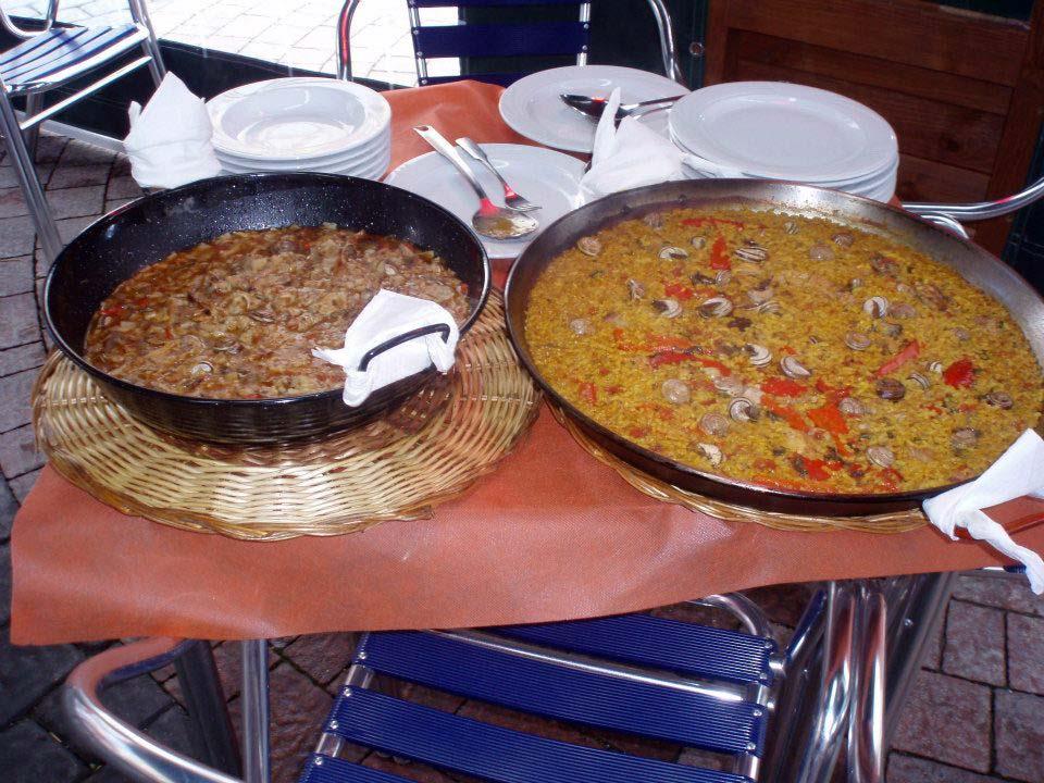 Restaurante Centro en Calasparra. Deliciosos arroces y cocina tradicional