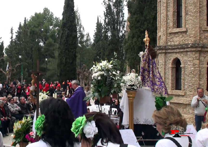 Romería de la Santísima Virgen de la Esperanza. Calasparra