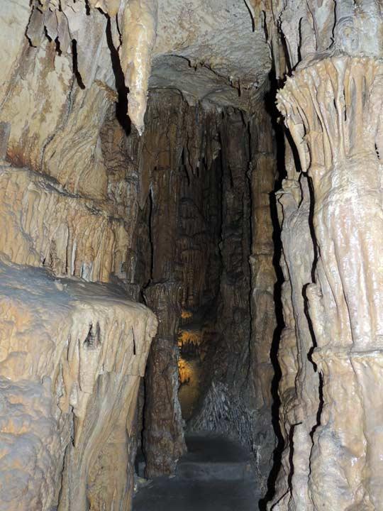 Cueva del Puerto en Calasparra