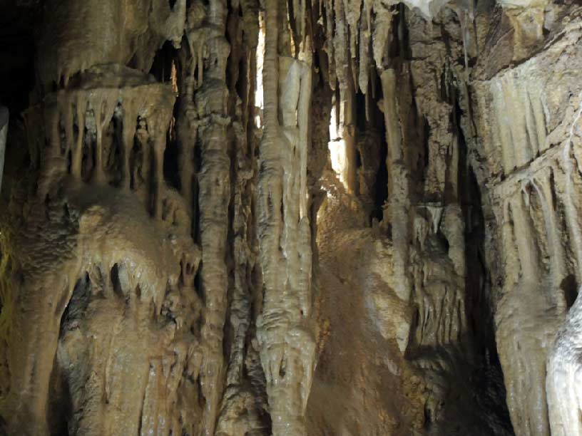 Cueva del Puerto. Calasparra