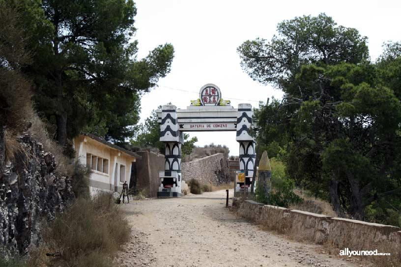 Monte de las Cenizas. Sendero PR-MU2