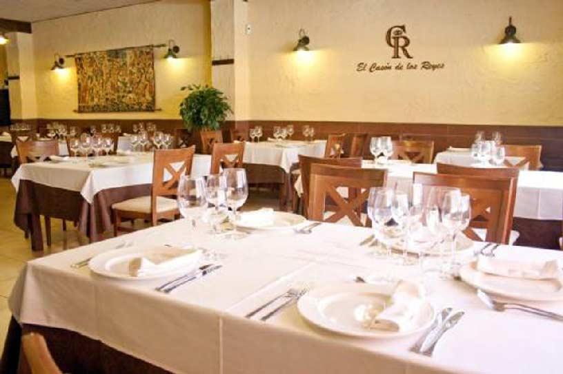 Restaurante El Cason de los Reyes en Caravaca