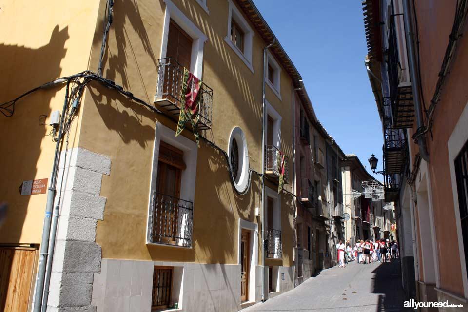 Calle Puentecilla