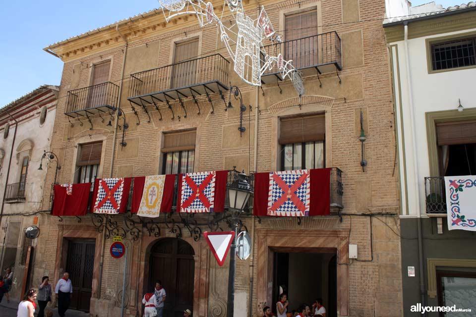 Streets and Squares of Caravaca de la Cruz