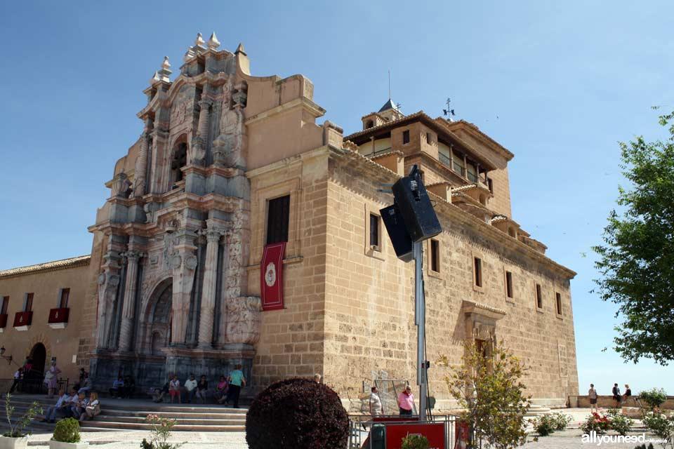 Castillo de Caravaca de la Cruz. Castillos de España