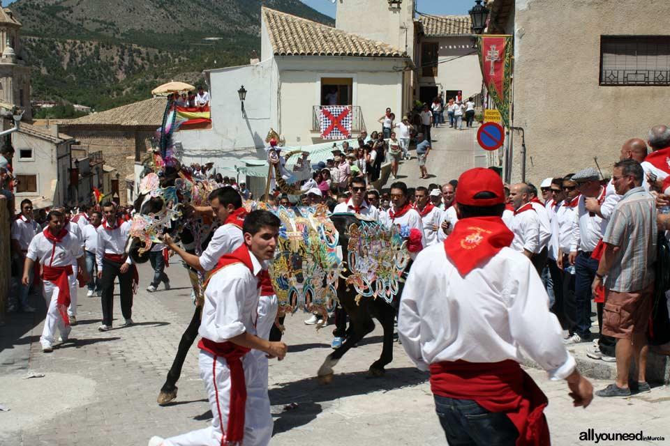 Fiestas de la Santísima y Vera Cruz. Caravaca