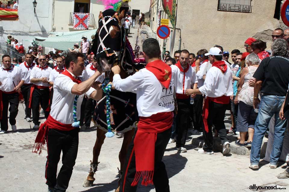 Festivities of Santísima y Vera Cruz