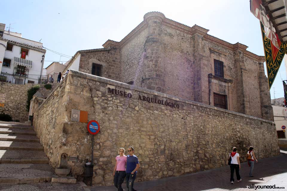 Caravaca de la Cruz Archaeological Museum