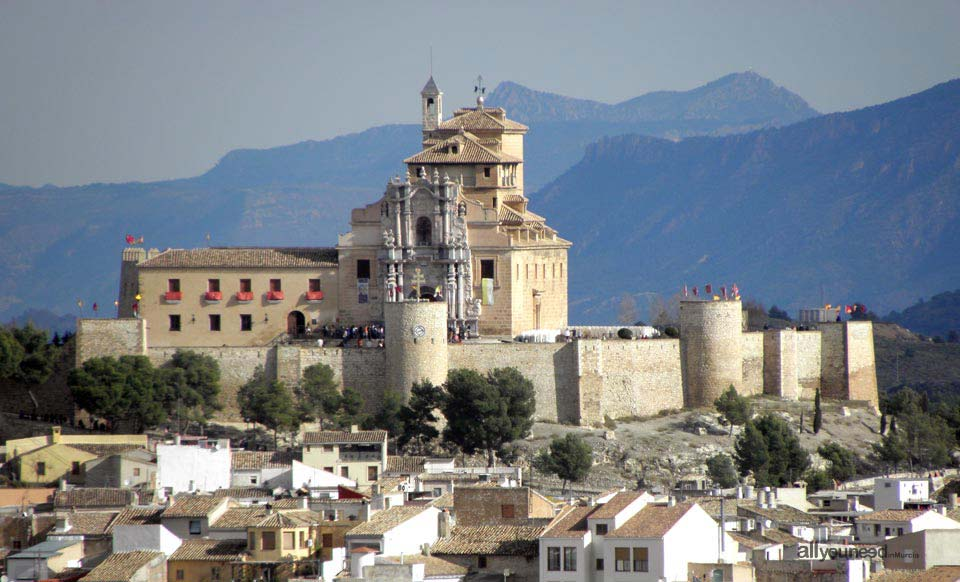 Tourism in Murcia, a hang-up free region. Caravaca de la Cruz