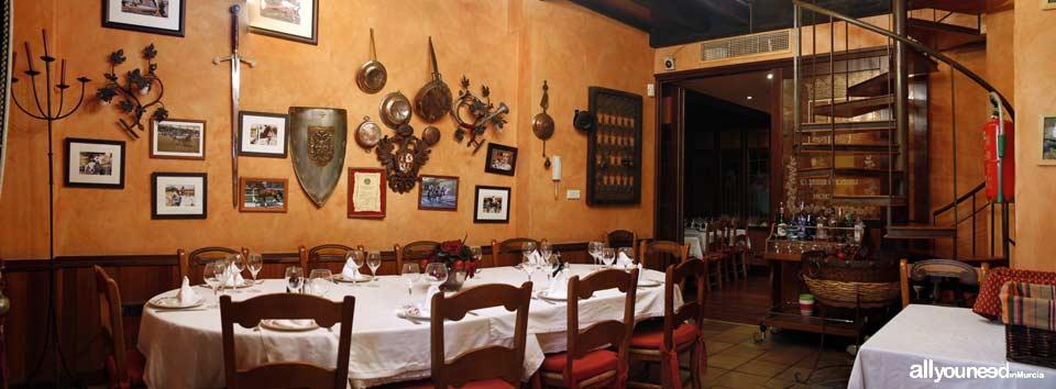 El Pincho de Castilla Restaurant.