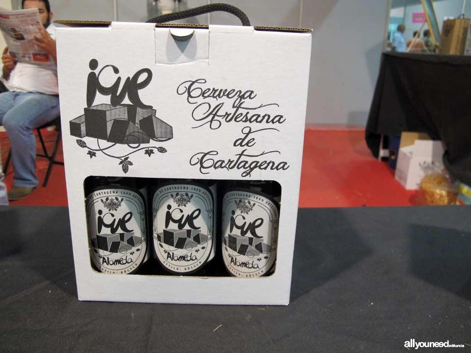 Cervezas Icue, cerveza artesanal