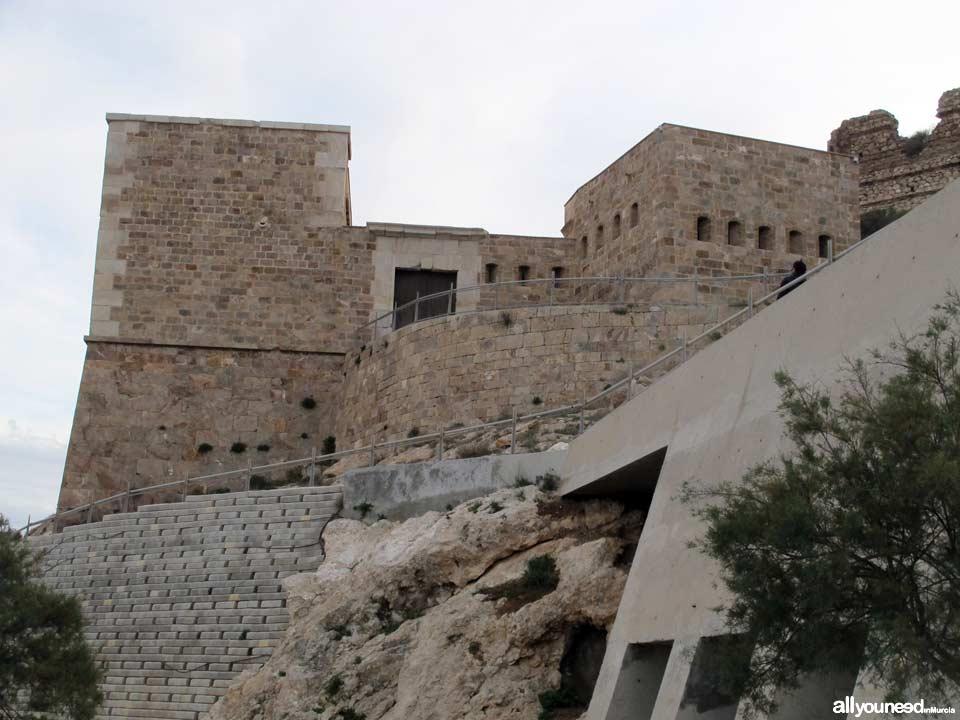 Navidad Fortress in Cartagena