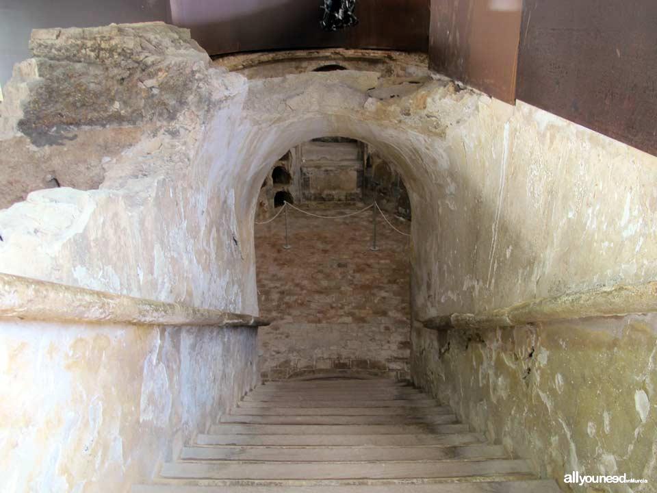 Acceso a Ermita San Jose