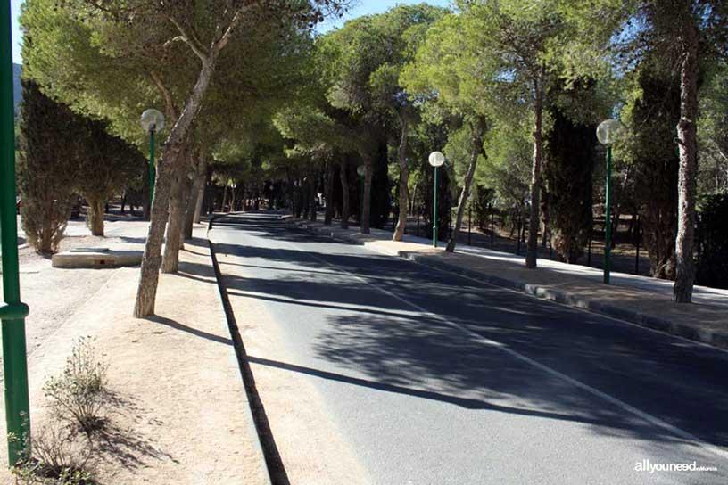 Tentegorra Park in Cartagena