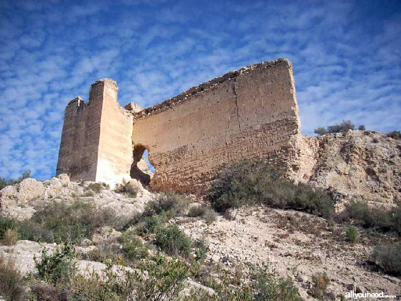 Castillo de Cieza y Medina Siyasa