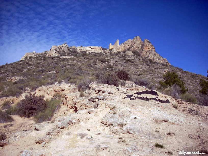 Castillo de Cieza.