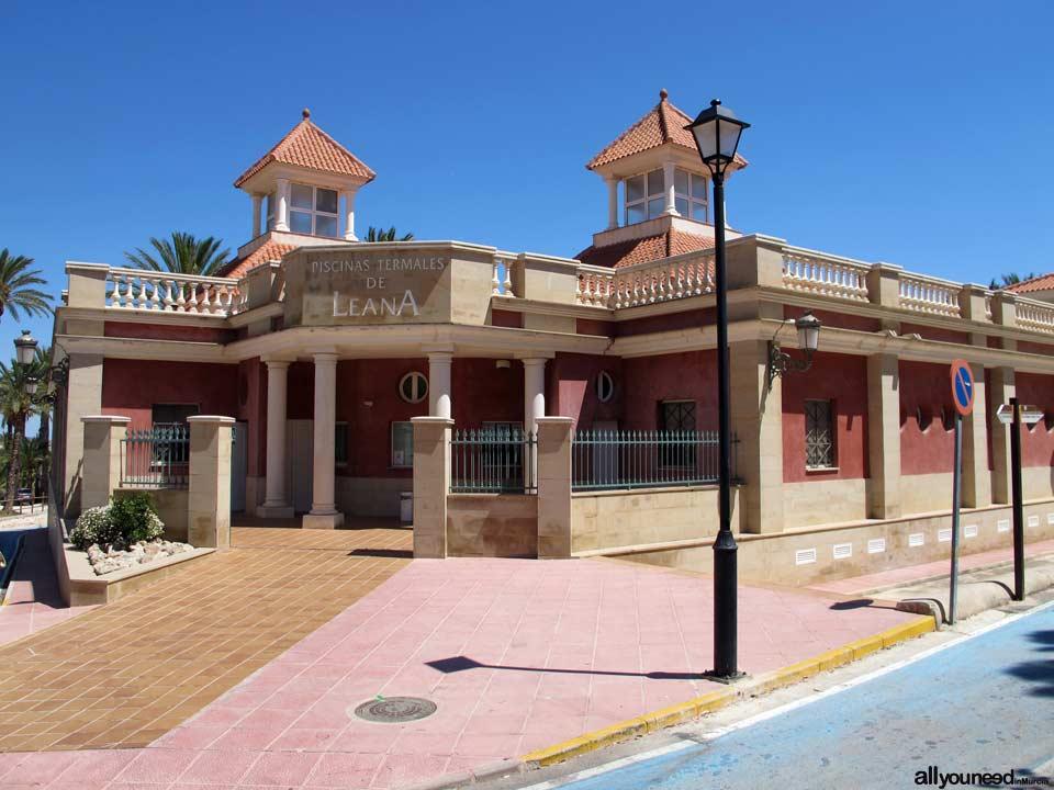 Hotel Balneario de Leana *** in Fortuna -Murcia- . Spain