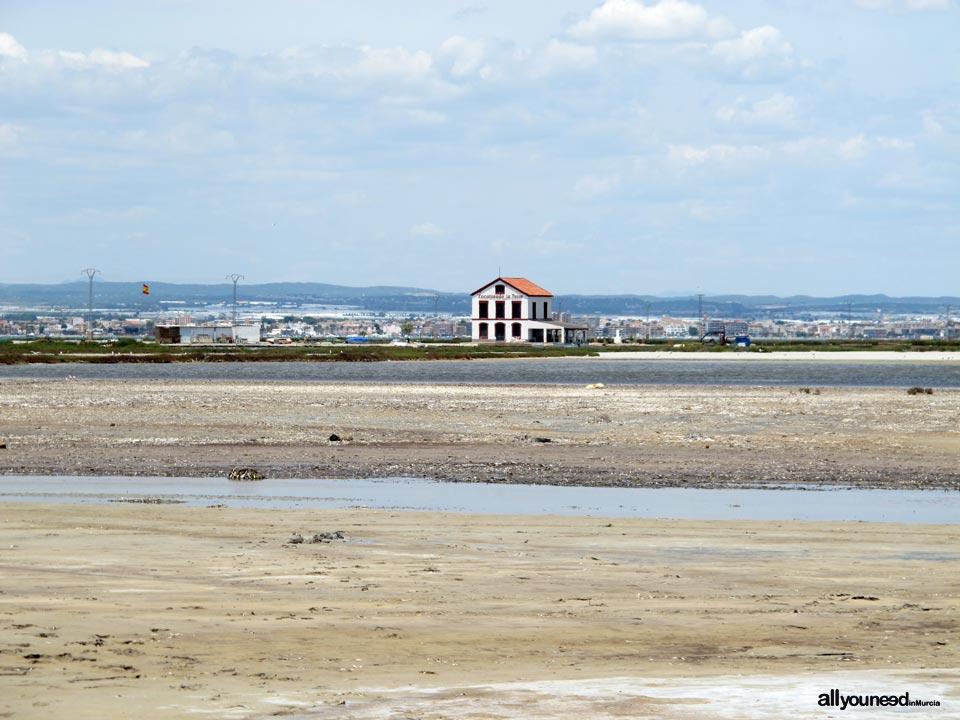 Gola de la Torre en La Manga del Mar Menor