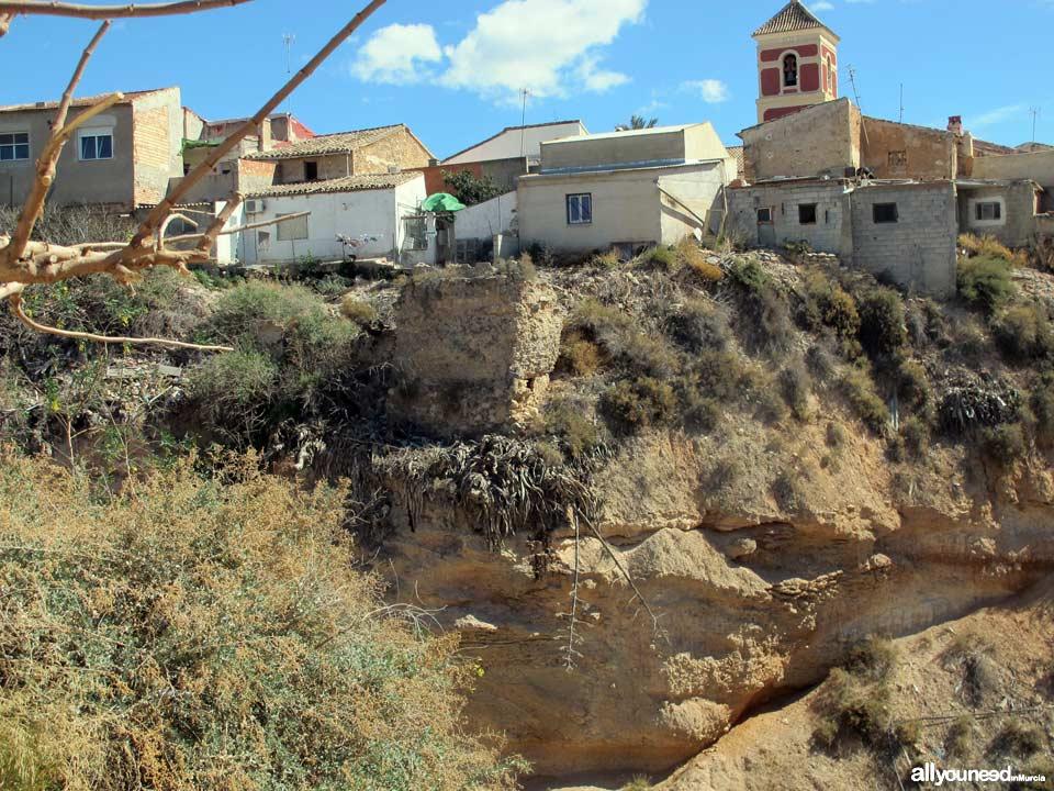 Guide of Castles in Murcia. Librilla Castle. Spain