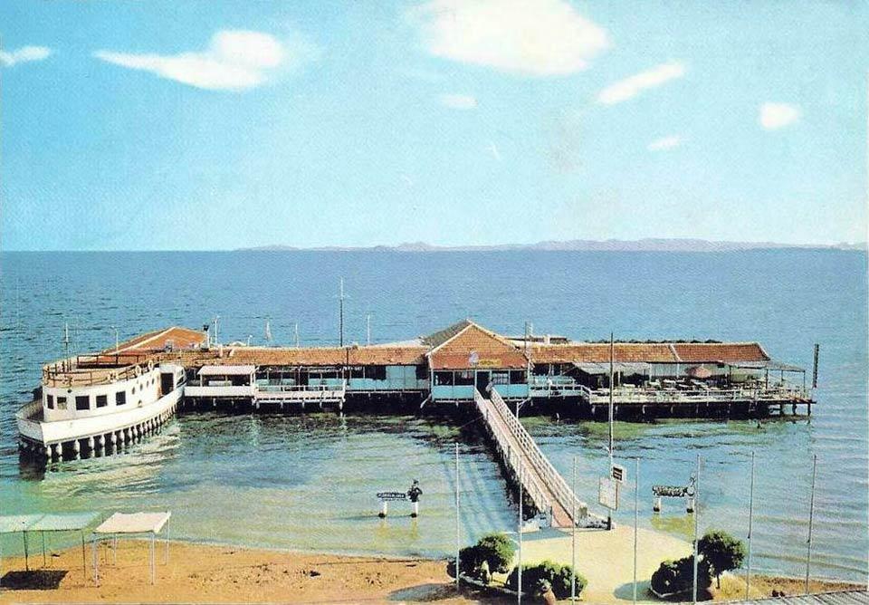 Balneario Floridablanca. Años 70