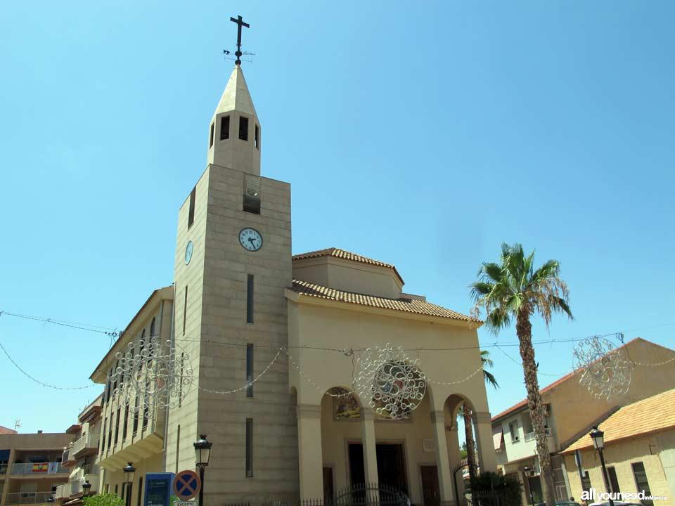 Church of Nuestra Señora del Carmen. Lo Pagán
