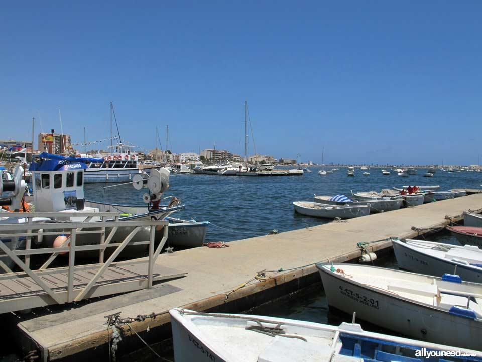 Puerto de Lo Pagán