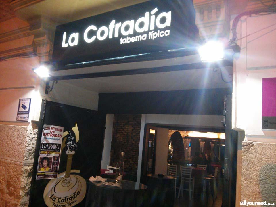 La cofradía restaurant in Lorca