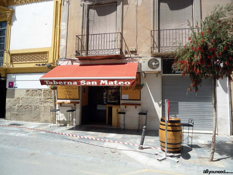 Restaurante Taberna San Mateo